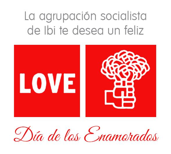 ¡Feliz día de los enamorados!