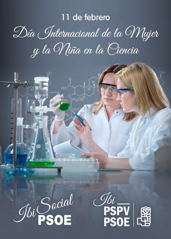 11 de febrero: Día Internacional de la Mujer y la Niña en la Ciencia.