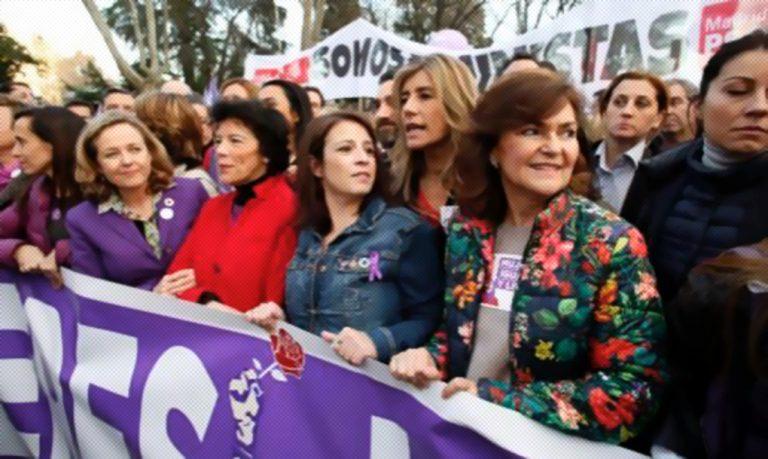 El 8M: Un paso más hacia la Igualdad real