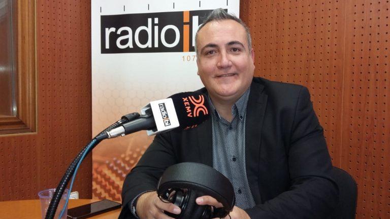 Entrevista a Sergio Carrasco en Radio Ibi – 12/03/2020