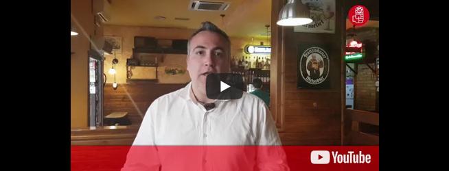 Café-debate sobre la hostelería y el ocio en Ibi