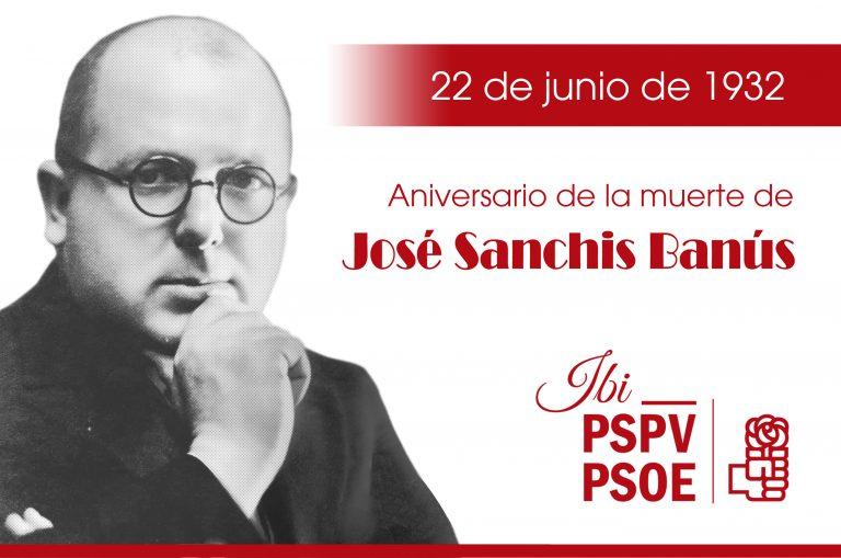 Homenaje a José Sanchis Banús